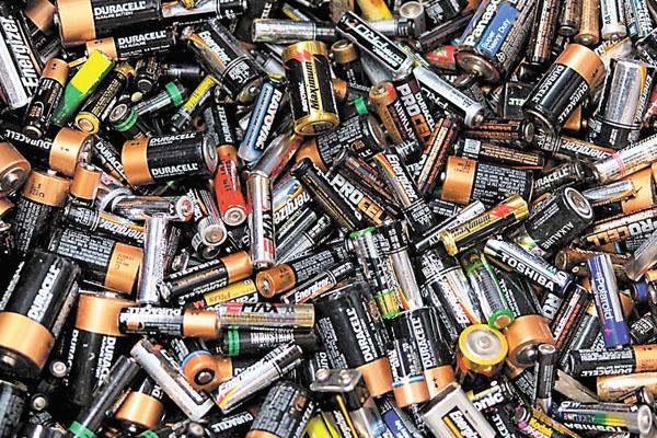 El impacto de las baterías en el medio ambiente